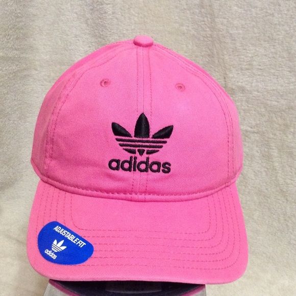 315ed5c3caf Pink Adidas Baseball Cap NWT